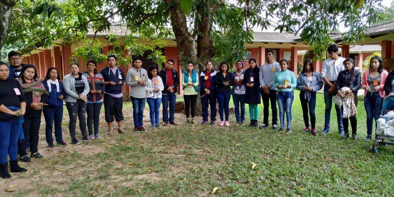 Encuentro de Coordinadores de la Pastoral Infantil y Juvenil Marista de Bolivia