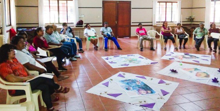 Encuentro nacional de Educadores Maristas del Área Técnica.